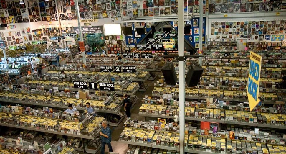 美国黑胶唱片12月销量创历史新高