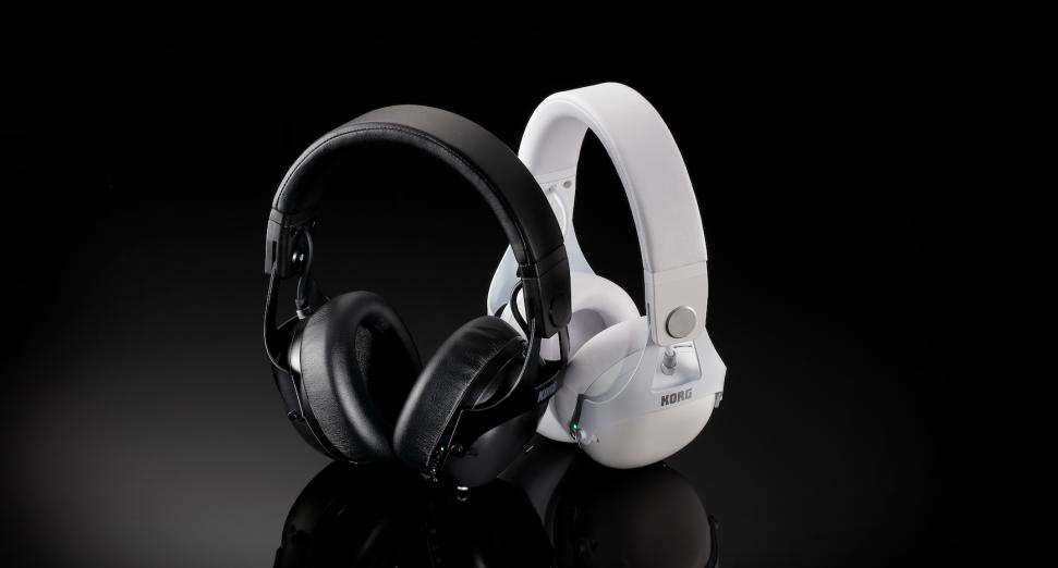 KORG宣布推出适用于DJ和现场表演的新型降噪耳机