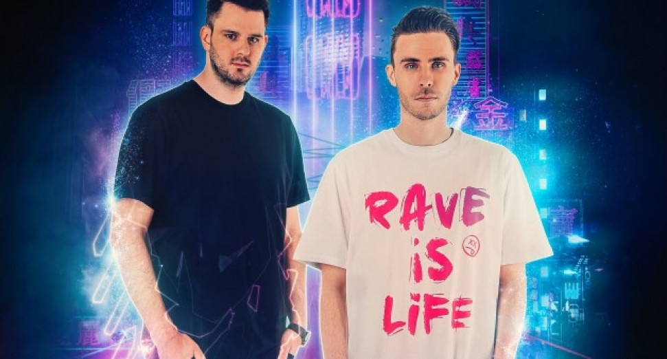 W&W公布全新的线上Rave Culture直播演出