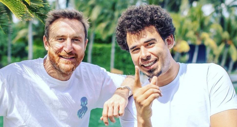 Afrojack与David Guetta全新合作官方首发