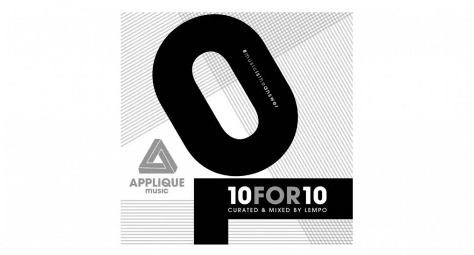 Applique Music今年夏天将推出活动10FOR10庆祝其成立十年