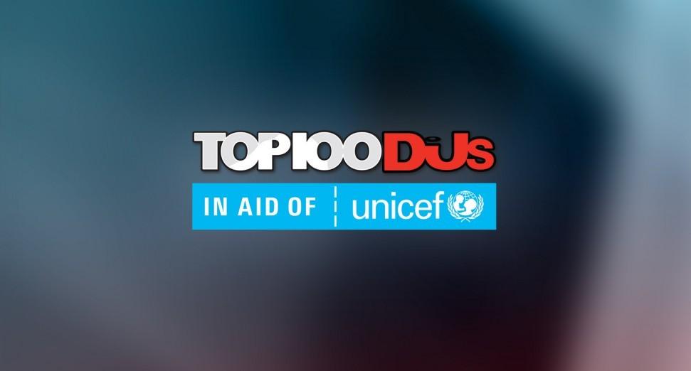 TOP 100 DJS线上音乐节系列携手联合国儿童基金会于2021年回归