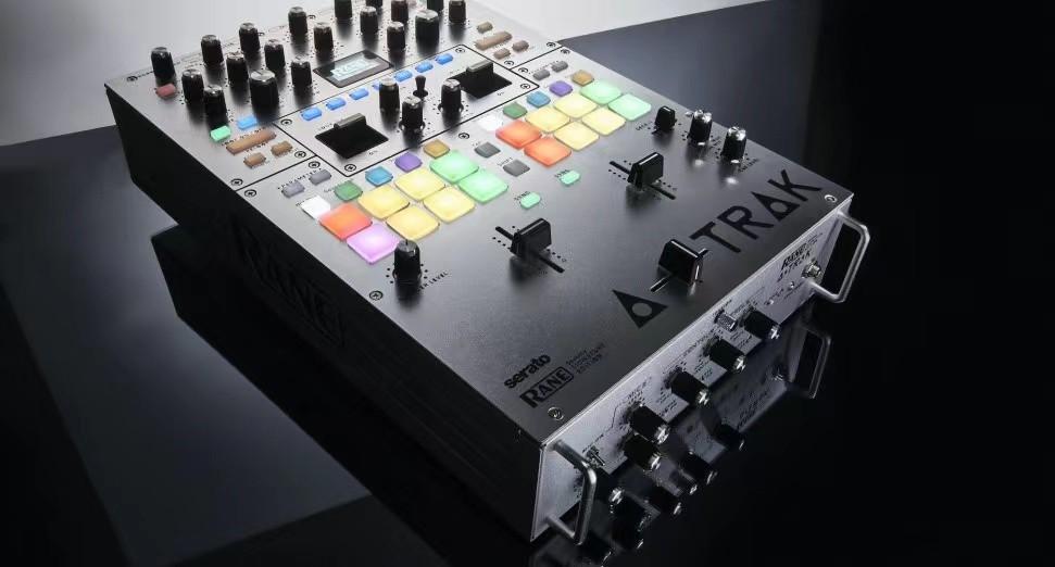 A-TRAK和RANE宣布合作全新混音器