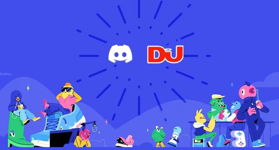 DJ Mag上线DISCORD