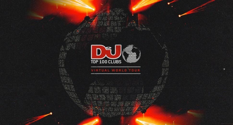 DJ MAG 2021年TOP 100 CLUBS结果于今天公布